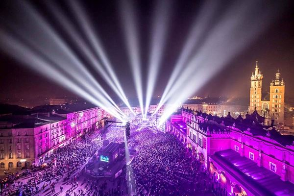 KRAKÓW: Where to have fun on New Year's Eve? A short guide