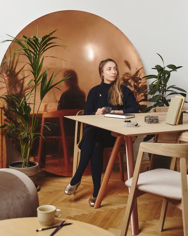 PURO Trends: Design is the new order. A conversation with Maja Ganszyniec